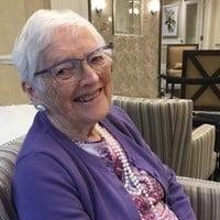 Frances Mary Margaret Varey  April 21 1927  August 26 2021 avis de deces  NecroCanada