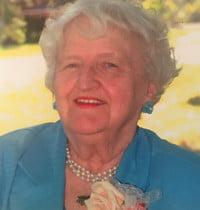Caroline Lewis  October 17 1931  August 24 2021 (age 89) avis de deces  NecroCanada