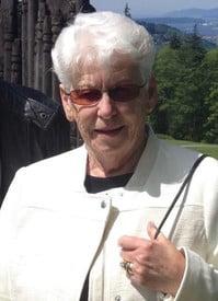 Noreen-Ann Mitchell LLoyd  2021 avis de deces  NecroCanada