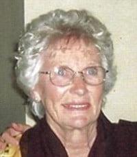 Dorothy May Bennett Nicholson  Friday August 27th 2021 avis de deces  NecroCanada
