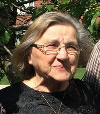 Magda Udovc Zupancic  Friday August 27th 2021 avis de deces  NecroCanada