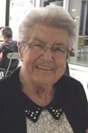 Yvette Sabourin Rozon  1926  2020 (93 ans) avis de deces  NecroCanada