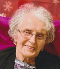Mary Witow  Wednesday September 1st 2021 avis de deces  NecroCanada