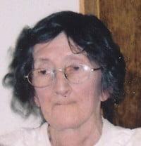 Olive Christine Carey  June 08 1935  August 31 2021 avis de deces  NecroCanada