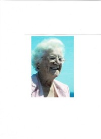 Theresa Libbie Robinson  September 29 1929  August 27 2021 (age 91) avis de deces  NecroCanada