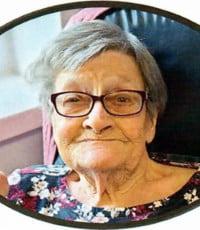 Henriette Blais  13 juin 1927 – 02 septembre 2021