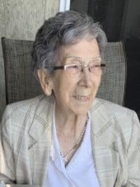 COURTEMANCHE LEFEBVRE Georgette  1931  2021 avis de deces  NecroCanada