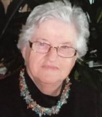 Colette Lebel  2021 avis de deces  NecroCanada