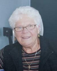 Bertha Boudreau  19342021 avis de deces  NecroCanada