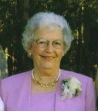 Lola Katherine Noseworthy  July 29 1926  September 04 2021 avis de deces  NecroCanada