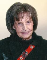 Mme Therese LAVOIE  Décédée le 23 août 2021