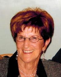 Gertrude Joly  1925  2021 avis de deces  NecroCanada