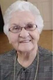 Hilda MacKay  2021 avis de deces  NecroCanada