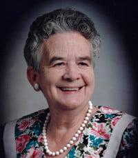 Sadie Catherine Donovan Woodworth  2021 avis de deces  NecroCanada