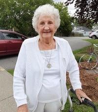 Barbara Joyce Saulnier Thurber  Sunday September 5th 2021 avis de deces  NecroCanada
