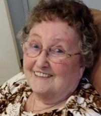 Dorothy Patricia Dottie McLean  Monday March 16 2020 avis de deces  NecroCanada
