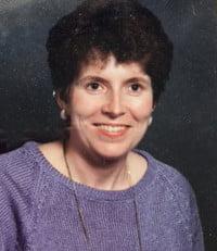 Mary Jane Bannon  2021 avis de deces  NecroCanada