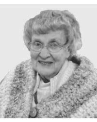 Elisabeth Leora Betty Miller  2021 avis de deces  NecroCanada