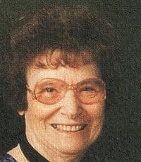 Gladys May Hudgin Bartlett  Wednesday September 8th 2021 avis de deces  NecroCanada