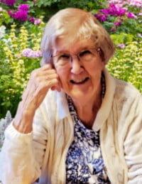 Margaret Elaine Maron  2021 avis de deces  NecroCanada