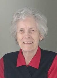 Antoinette Blackburn  19272021 avis de deces  NecroCanada