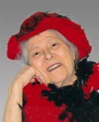 Jeannette Ranger  1928  2021 (93 ans) avis de deces  NecroCanada