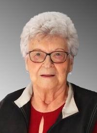 Mme Regina Menard BONNEAU  Décédée le 12 septembre 2021