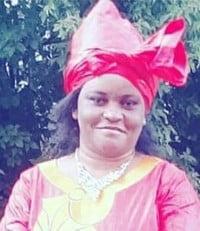 Mme Shabani Luonga Neema  2021 avis de deces  NecroCanada