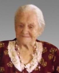 OUELLET Eugenie  1915  2021 avis de deces  NecroCanada