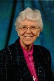 Sister Rejeanne Bourque  2021 avis de deces  NecroCanada