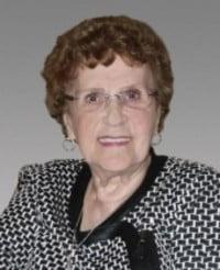 GRIFFIN-CÔTe Patricia  1925  2021 avis de deces  NecroCanada