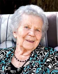 Henrietta Hildebrand Schroeder  June 13 1925  September 12 2021 (age 96) avis de deces  NecroCanada