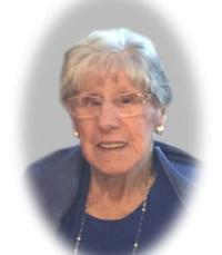 Aurelia Belgrado  2021 avis de deces  NecroCanada