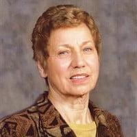 Emma Elizabeth Nelson-Yanke  June 9 1933  February 15 2021 avis de deces  NecroCanada