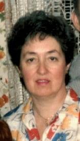 Jeannine Garneau  2021 avis de deces  NecroCanada
