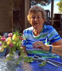 Margaret Ann Gordon Sheppard  Monday September 13th 2021 avis de deces  NecroCanada