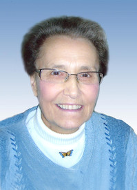 Mme Fleurette GILBERT  Décédée le 15 septembre 2021
