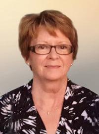 Mme Francine Gaudreault MCLELLAN  Décédée le 14 septembre 2021