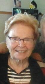 Rosabelle Rompre Devault  1923  2021 (98 ans) avis de deces  NecroCanada