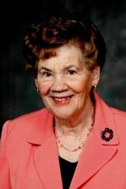 Dorothy Leibold  2021 avis de deces  NecroCanada