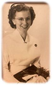 Irene Geldart  19312021 avis de deces  NecroCanada