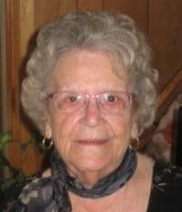 Marier Rose-Anne  21 Août 1927  16 Sep 2021 avis de deces  NecroCanada