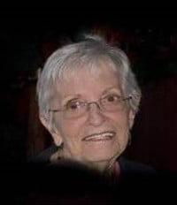 Eunice Smiley  September 18 2021 avis de deces  NecroCanada