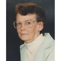 Ruby Winters  September 22 1933  September 18 2021 avis de deces  NecroCanada