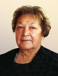 Mme Louise Cleary ROSS  Décédée le 21 septembre 2021