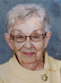 COLEMAN Betty Ann Patterson of Seaforth  2021 avis de deces  NecroCanada
