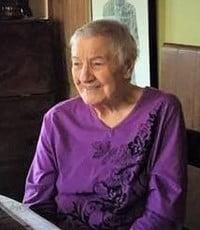 Gladys Ellen Vandine  1924  2021 avis de deces  NecroCanada