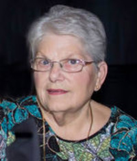 Marie-Paule Lalonde  2021 avis de deces  NecroCanada