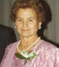 Teresa Maria Iorfida Pisani  Tuesday September 21st 2021 avis de deces  NecroCanada