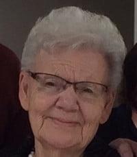 Mary Hornby  Monday September 20th 2021 avis de deces  NecroCanada